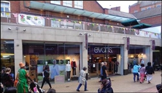 2,551 SF Shopping Centre Unit for Rent  |  Unit Su5, Orchard Square Shopping Centre, Sheffield, S1 2FB