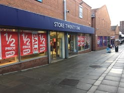 6,380 SF Shopping Centre Unit for Rent  |  56 Yoden Way, Castle Dene Shopping Centre, Peterlee, SR8 1AL