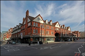954 SF High Street Shop for Rent  |  Old Spitalfields Market, London, E1 6AA