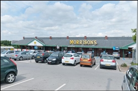 407 SF Out of Town Shop for Rent  |  Morrisons, Staveley, S43 3UL