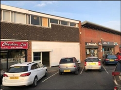 1,885 SF High Street Shop for Rent  |  138 Turves Road, Cheadle, SK8 6AW