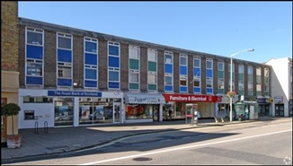 1,782 SF High Street Shop for Rent  |  1-2, Westquay House, Fareham, PO16 0LG