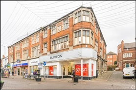 1,938 SF High Street Shop for Rent  |  38 High Street, Kettering, NN16 8SX