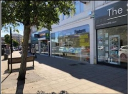 1,545 SF High Street Shop for Rent  |  136 High Street, Ruislip, HA4 8LL