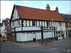 520 SF High Street Shop for Rent  |  52 - 54 Prestongate, Hessle, HU13 0RE