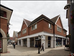 664 SF Shopping Centre Unit for Rent  |  Unit 23, George Yard Shopping Centre, Braintree, CM7 1RB