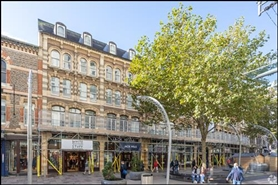 2,154 SF High Street Shop for Rent  |  18-20 The Hayes, Cardiff, CF10 1AF