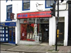 303 SF High Street Shop for Rent  |  5 Albert Street, Penzance, TR18 2LR