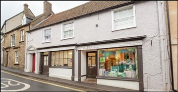 436 SF High Street Shop for Sale  |  The Wisp, Bruton, BA10 0EQ