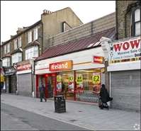 4,144 SF High Street Shop for Rent  |  128 - 130 High Street, London, E6 2HT