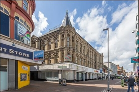950 SF High Street Shop for Rent  |  36-46 Carr Street, Ipswich, IP4 1EN