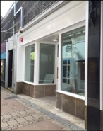 782 SF High Street Shop for Rent  |  24 Chapel Walk, Sheffield, S1 2HD