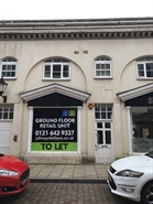783 SF High Street Shop for Rent  |  73 Main Street, Solihull, B90 1UB