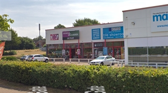Retail Park Unit for Rent  |  Winterhill Retail Park, Milton Keynes, MK6 1BN