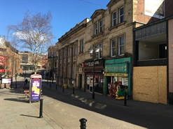 3,125 SF High Street Shop for Sale  |  1 - 9 High Street, Rotherham, S60 1PS