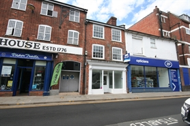 245 SF High Street Shop for Rent  |  66 New Canal, Salisbury, SP1 2AQ