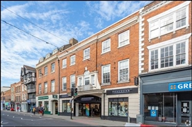 2,650 SF High Street Shop for Rent  |  10A High Street, Tewkesbury, GL20 5AL