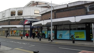 1,334 SF Shopping Centre Unit for Rent  |  Unit 44 Prospect Shopping Centre, Hull, HU2 8PW