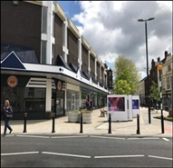 578 SF Shopping Centre Unit for Rent  |  21 High Street, Newcastle Under Lyme, ST5 1QZ