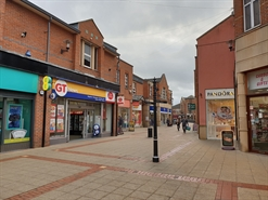 1,535 SF Shopping Centre Unit for Rent  |  St Marys Place Shopping Centre, Market Harborough, LE16 7DR