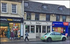 1,236 SF High Street Shop for Rent  |  16 High Street, Witney, OX28 6HB