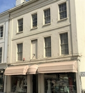 492 SF High Street Shop for Rent  |  9 Clarence Parade, Cheltenham, GL50 3NY