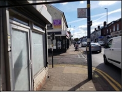 455 SF High Street Shop for Sale  |  1474 Pershore Road, Birmingham, B30 2NT