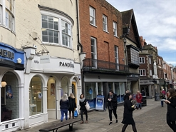 1,113 SF High Street Shop for Rent  |  107A High Street, Winchester, SO23 9AH
