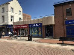 1,132 SF High Street Shop for Rent  |  47 Bedford Street, The Beacon Shopping Centre, North Shields, NE29 0SZ
