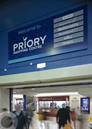 1,290 SF Shopping Centre Unit for Rent  |  Unit 41 Priory Shopping Centre, Dartford, DA1 2HR