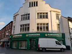 952 SF High Street Shop for Rent  |  15 Old Market Place, Grimsby, DN31 1DT