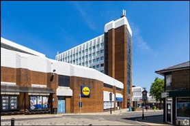 4,020 SF Shopping Centre Unit for Rent  |  Victoria House, Aldershot, GU11 1DB