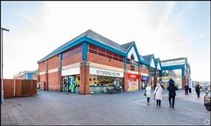 490 SF Shopping Centre Unit for Rent  |  Unit 35, Spinning Gate Shopping Centre, Leigh, WN7 4PG