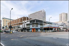 1,000 SF Shopping Centre Unit for Rent  |  Unit 2, The Merrion Centre, Leeds, LS2 8NG