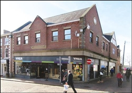 2,917 SF High Street Shop for Rent  |  55 - 57 Mill Street, Macclesfield, SK11 6NG