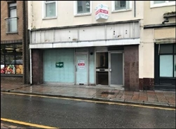 1,041 SF High Street Shop for Rent  |  57 Bath Street, Jersey, JE2 4SU