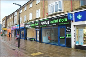 1,747 SF High Street Shop for Rent  |  13 Park Parade, Havant, PO9 5AA