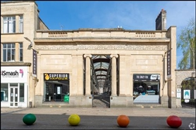 101 SF Shopping Centre Unit for Rent  |  Unit 26, The Arcade, Bristol, BS1 3JD