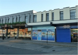 786 SF Shopping Centre Unit for Rent  |  177A Stratford Road, Shirley, B90 3AX