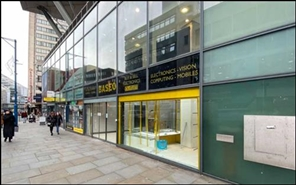 1,795 SF High Street Shop for Rent  |  5 St Mary'S Gate, Manchester, M1 1PX