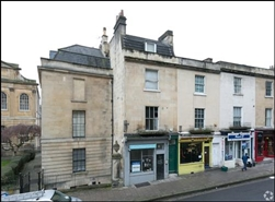 151 SF High Street Shop  |  5 Nelson Place, Bath, BA1 5DA