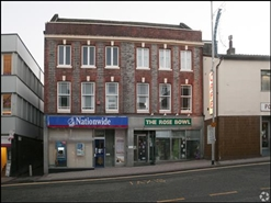 150 SF High Street Shop for Rent  |  24 Stafford, Stoke On Trent, ST1 1JQ