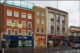 712 SF High Street Shop for Rent  |  377 Brixton Road, London, SW9 7AW