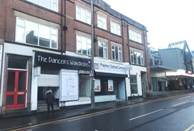 798 SF High Street Shop for Rent  |  41 Lune Street, Preston, PR1 2NN