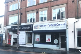 839 SF High Street Shop for Rent  |  42 Lune Street, Preston, PR1 2NN
