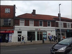 2,248 SF High Street Shop for Rent  |  1 - 3 Broadwater Street, Worthing, BN14 9AB