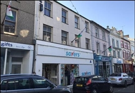 1,009 SF High Street Shop for Rent  |  68 - 70 High Street, Pwllheli, LL53 5RR