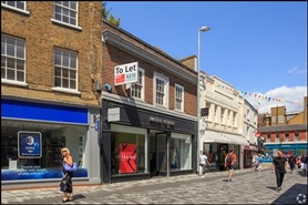 706 SF High Street Shop for Rent  |  7 - 9 Church Street, Kingston Upon Thames, KT1 1RW