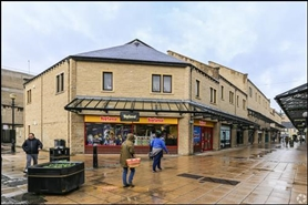 400 SF Shopping Centre Unit for Rent  |  Unit 1, Woolshops Shopping Centre, Halifax, HX1 1RU