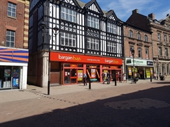 9,670 SF High Street Shop for Rent  |  27-29 College Street, Rotherham, S65 1AG